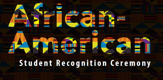 African American recognition ceremony