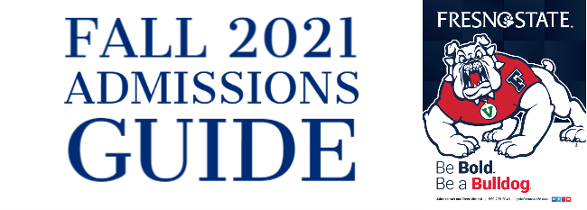Fall 2021 Admission Guide