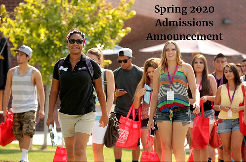 Fresno State Calendar Spring 2020 spring