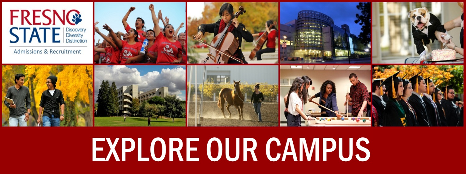 Fresno State Admissions >> Admissions Recruitment