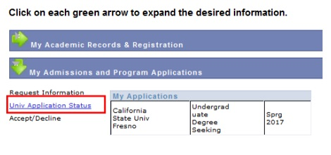 Fresno State Admissions >> Graduate