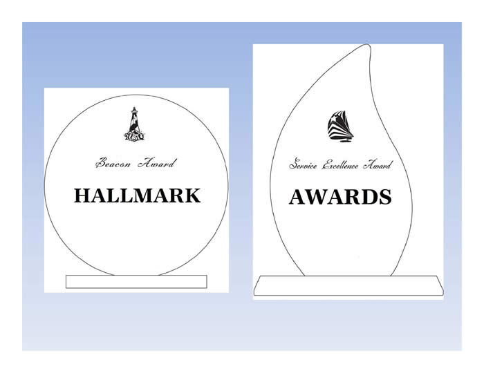 Hallmark Awards slide