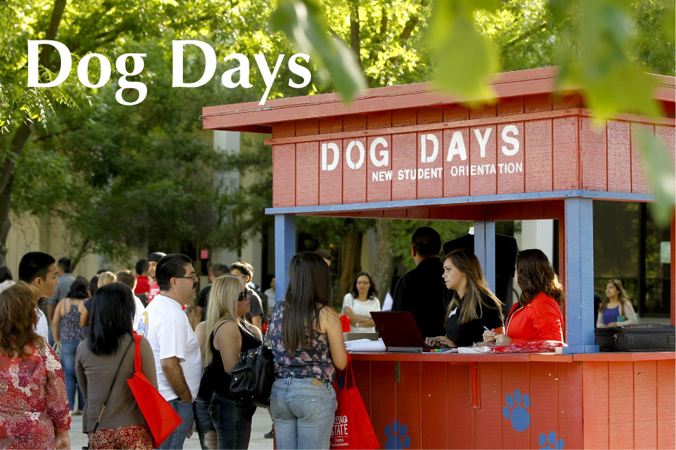 Dog Days red booth
