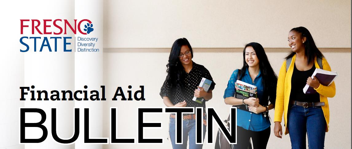 Financial Aid Bulletin