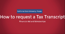 How to Request a Tax Transcript