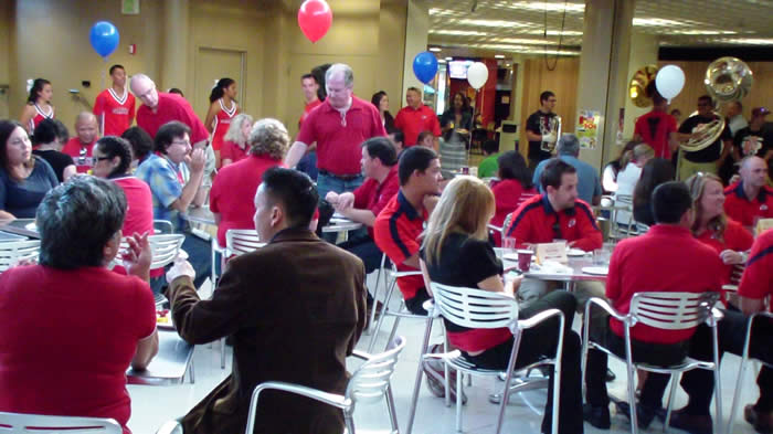 Red Friday - October 14, 2011