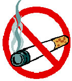 No smoking clipart
