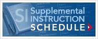 SI Schedule