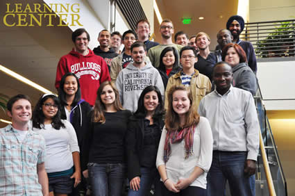 Picture of Tutorial Staff fall 2011