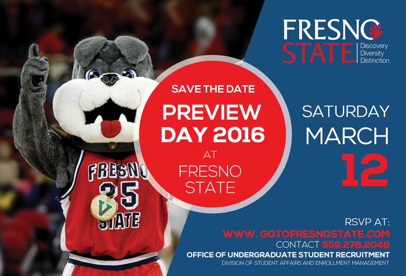 Preview Day 2016 save the date