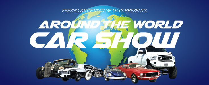 Around the World Car Show