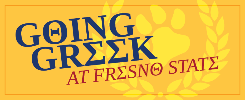 Going Greek Web Page Banner