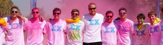 greek color run