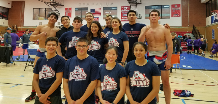 Wrestling Club Sport Team