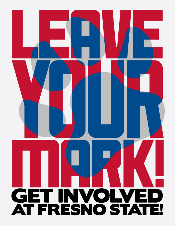 leave your mark logo