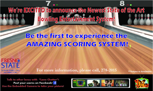 New Bowling System