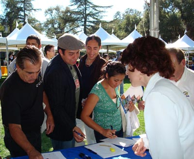 graduate forum at UC Davis 2007