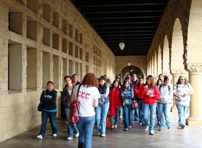 Stanford Campus Tour