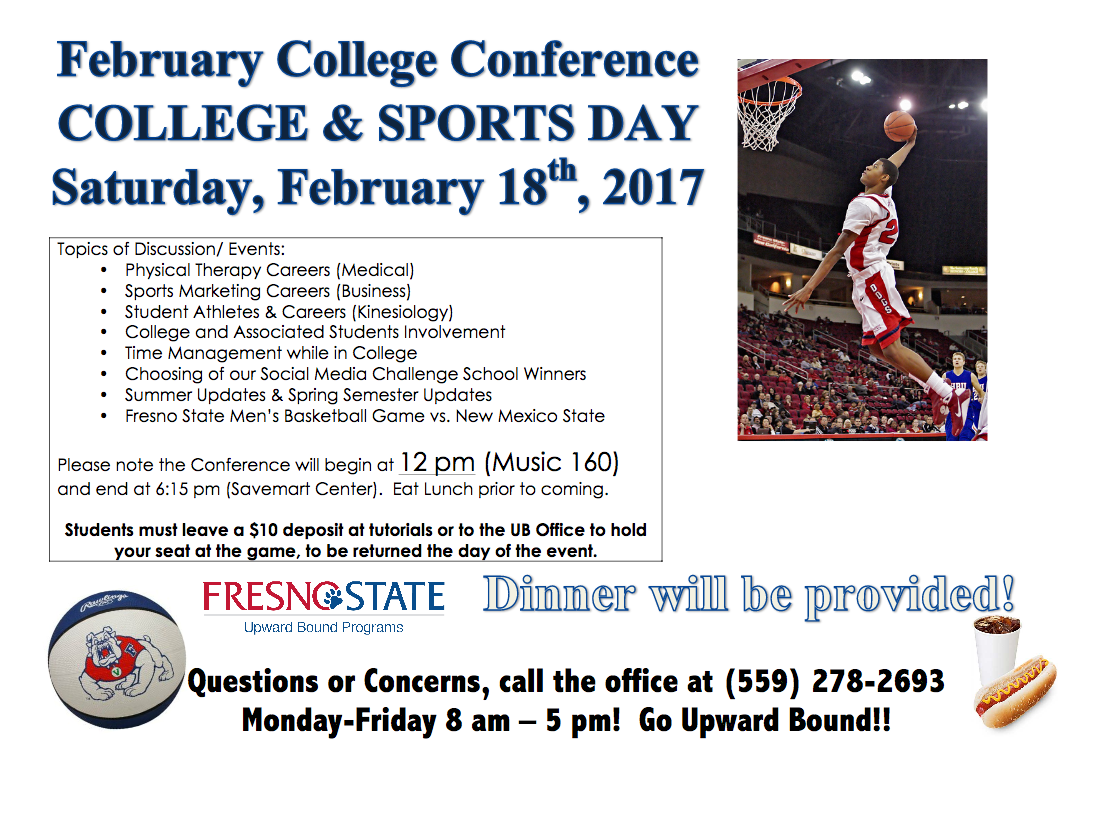 February College Conference