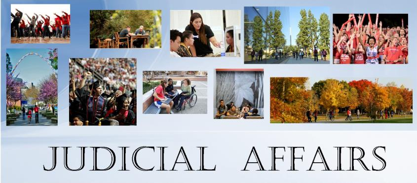 Judicial Affairs Homepage Banner